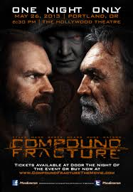 compound fracture movie tour hollywood theatre tyler mane in