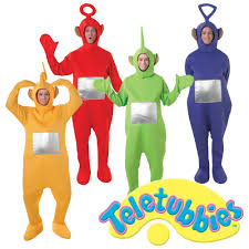 teletubbies costumes costumes fc