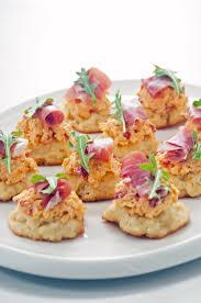 pimento cheese and prosciutto appetizer popsugar food