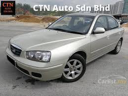 hyundai elantra 2002 model hyundai elantra 2002 1 8 in selangor automatic sedan gold for rm