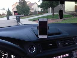 lexus ct200h oem accessories alternatives to the oem universal phone holder page 2