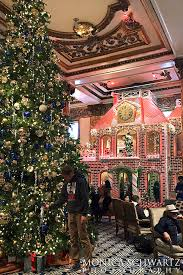 christmas at the fairmont san francisco life out of bounds