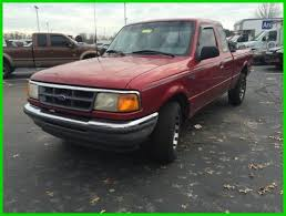used ford work trucks for sale used 93 ford ranger xlt 4l v6 auto rwd work truck gray