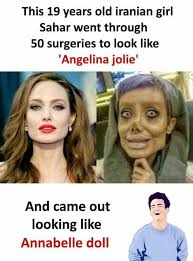 Angelina Jolie Meme - dopl3r com memes this 19 years old iranian gitrl sahar went