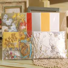 Card Making For Children - aliexpress com buy 18 cards envelopes handmade diy holiday card