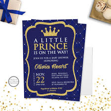 prince baby shower prince baby shower invitation royal prince baby shower