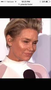 yolanda foster hair tutorial great haircut yolanda foster undercut love hair cuts