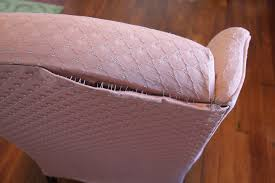 How To Sew Piping For Upholstery Lovely Little Life Diy Upholstered Wingback Chair