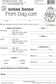 Business Travel Report Template Best 25 Daycare Daily Sheets Ideas On Pinterest Daycare