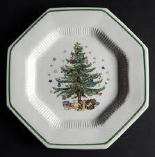 nikko christmastime dinner plate 10 3 4 nikko and pet