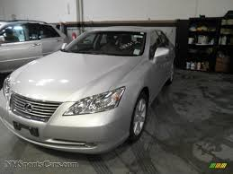 2007 lexus es 350 price new 2007 lexus es 350 in tungsten silver metallic 128512