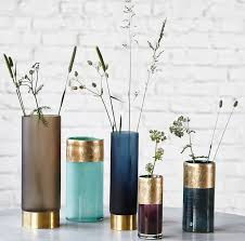 28 beautiful vases coloured glass and gold vase by all beautiful vases coloured glass and gold vase by all things brighton
