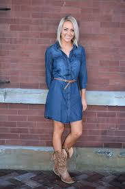 dresses with cowboy boots oasis amor fashion
