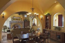 Dining Room Chandeliers Rustic Rectangle Chandelier Dining Room Rustic With Archway Ceiling