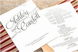 printable wedding programs free beautiful diy wedding program fan contemporary styles ideas