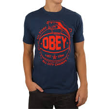 obey clothing obey clothing can t jump t shirt evo