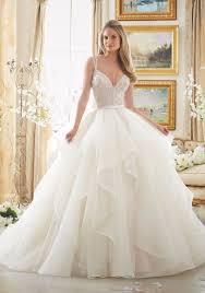 ball gown princess luxury beading romantic wedding dresses 2017