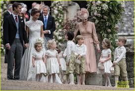 Pippa Wedding Prince George U0026 Princess Charlotte Were So Cute At Pippa