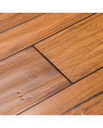 Distressed Laminate Flooring Great Deals On Cali Bamboo Fossilized 5 In Distressed Mocha Bamboo