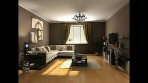 Wall Color Schemes YouTube - Color schemes for home interior painting