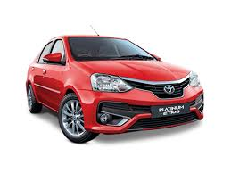 indian toyota cars toyota platinum etios price in india specs review pics mileage