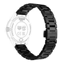 tag bracelet images Tag heuer connected black ceramic watch bracelet jpg