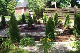 for front of house low maintenance yard landscape ideas new home