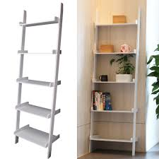 ladder shelving unit ebay