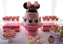 minnie mouse 1st birthday party ideas adorable minnie mouse birthday party idea design dma