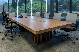 Oval Boardroom Table Nowa