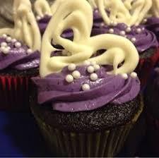 taro cupcakes w taro cream cheese frosting nan pinterest