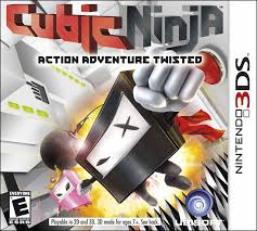 cubic ninja pulled from the japanese eshop as 3ds homebrew cubic ninja