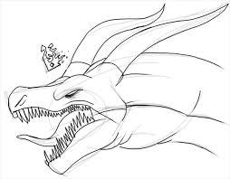 dragon by madeleine age 14 kid cartoonists by bob weber jr