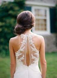 Backyard Wedding Dress Ideas 10 Illusion Wedding Dresses Even The Most Traditional Will