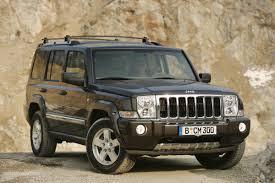 jeep commander specs 2005 2006 2007 autoevolution