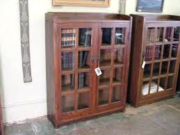 Vintage Bookcase With Glass Doors Antique Bookcase Glass Doors Bookcase Glass Doors Antique Bookcase