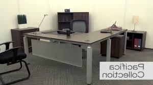 L Shaped Contemporary Desk by Home Design Wonderful Corner Desk Modern Solid Wood Construction