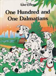 101 dalmatians walt disney productions mouse works hardcover