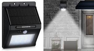 Wireless Outdoor Lighting - amazon victsing 20 led solar motion sensor wireless outdoor