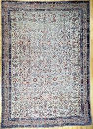 7x12 Rug by Buy Mahal Persian Rug Mahal Authentic Mahal Handmade Rug