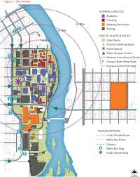 scsu map st cloud state master plan collaborative design