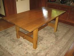 stickley dining room stickley dining table no 622 reproduction by gizmodyne