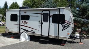 aljo travel trailer floor plans skyline aljo 16 rvs for sale