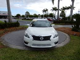 nissan altima 2013 key start 2013 used nissan altima 4dr sedan i4 2 5 sv at royal palm mazda