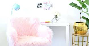 fur chair cover chair fur chair cover chairs archives glam office makeover with