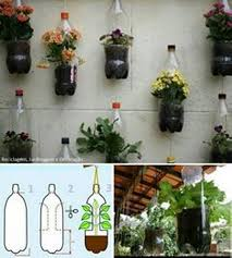 Bottle Garden Ideas Recycled Plastic Bottles Gardening Ideas Recycled Things
