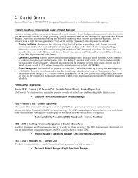 Northrop Grumman Resume Green David Resume