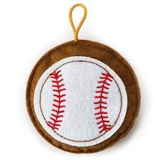 recordable baseball sound charm token novelty hallmark