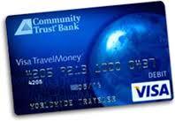 bank prepaid debit cards business card services community trust bank