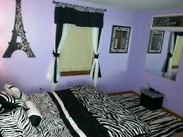 bedroom expansive bedroom ideas for girls zebra cork wall